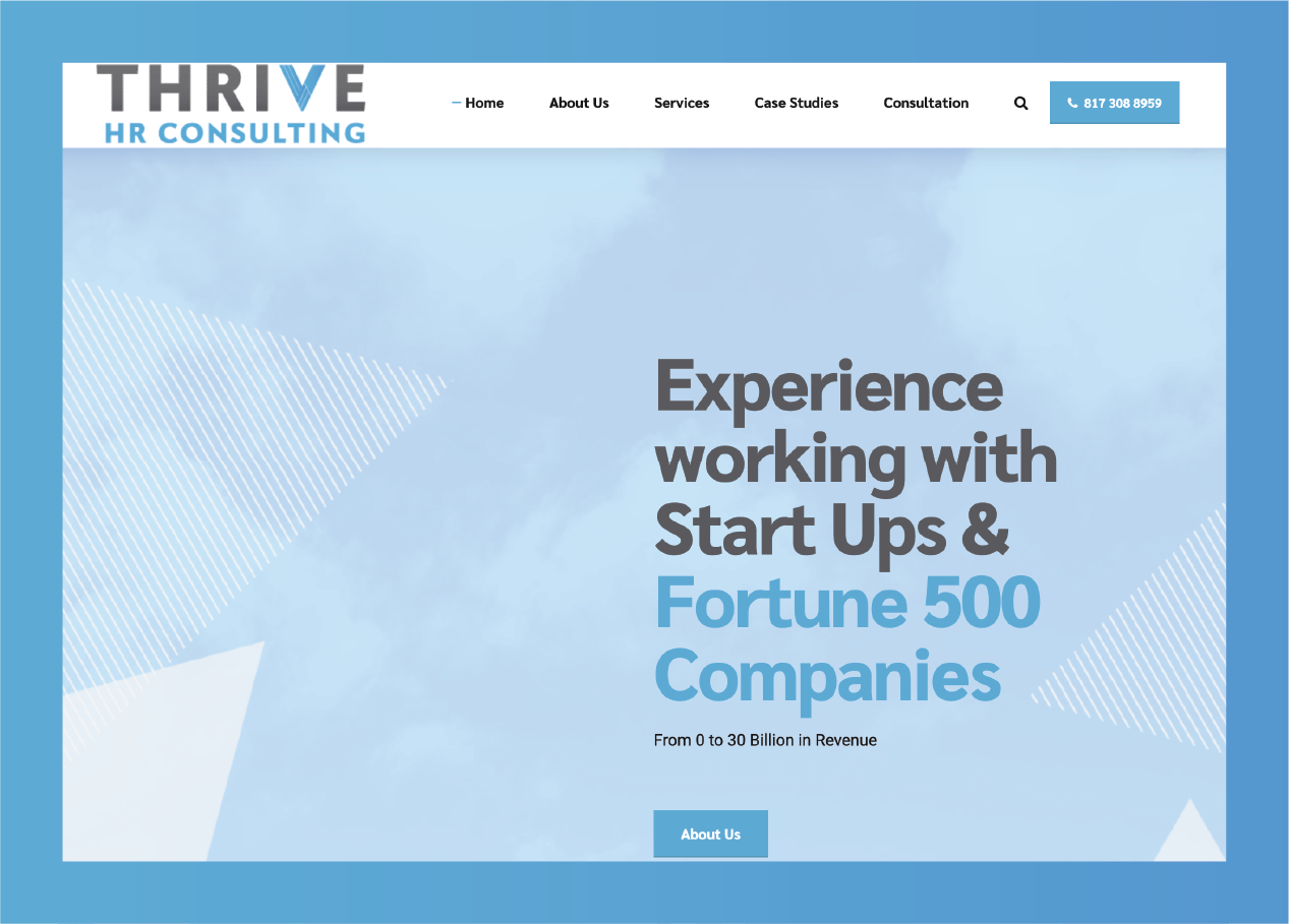 thrive website 1